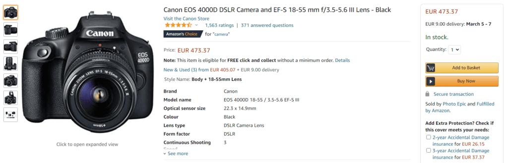 Comprar en Amazon UK